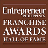 Franchise Awards Hall of Fame