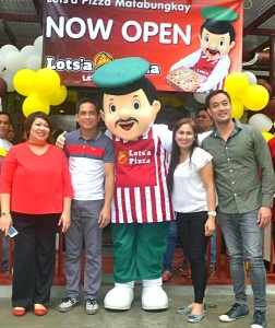 with CCR, LAP Matabungkay Franchisee